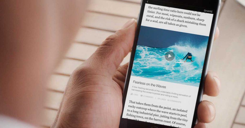 Facebook live. El futuro de la televisión