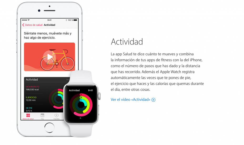 Marketing de Emociones. IOS Health. Mas que medir tus pasos