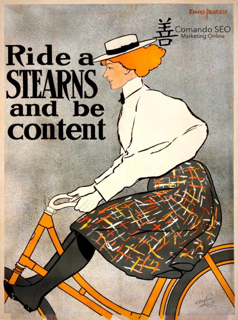 Publicidad en Imágenes 3. Stern Biclycles.