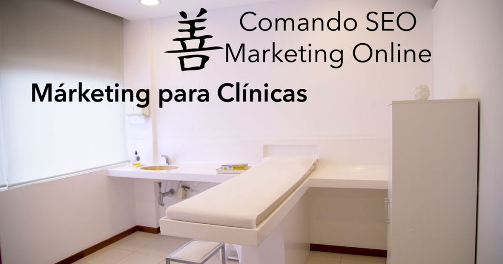 Marketing sector de la salud