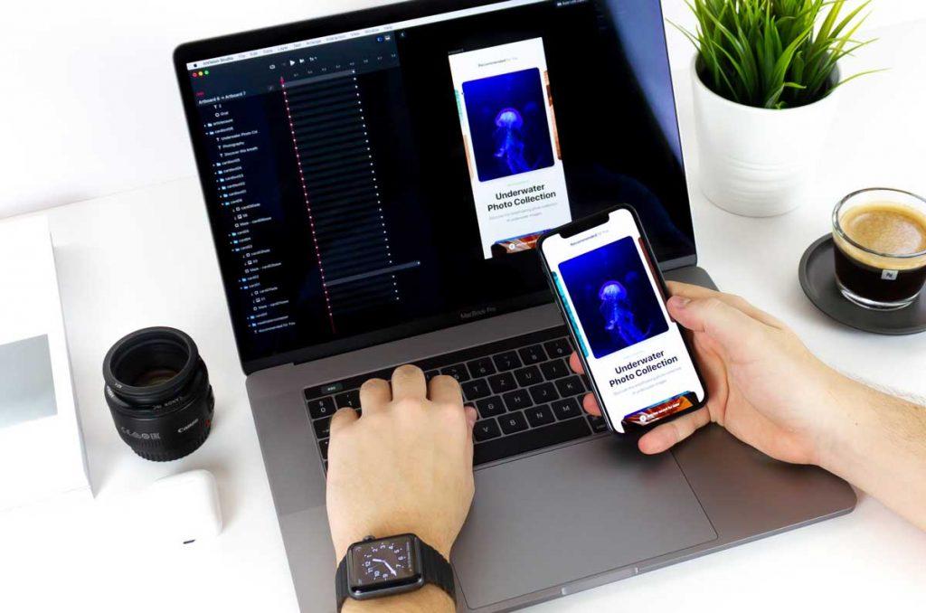 Diseño y desarrollo de Apps.