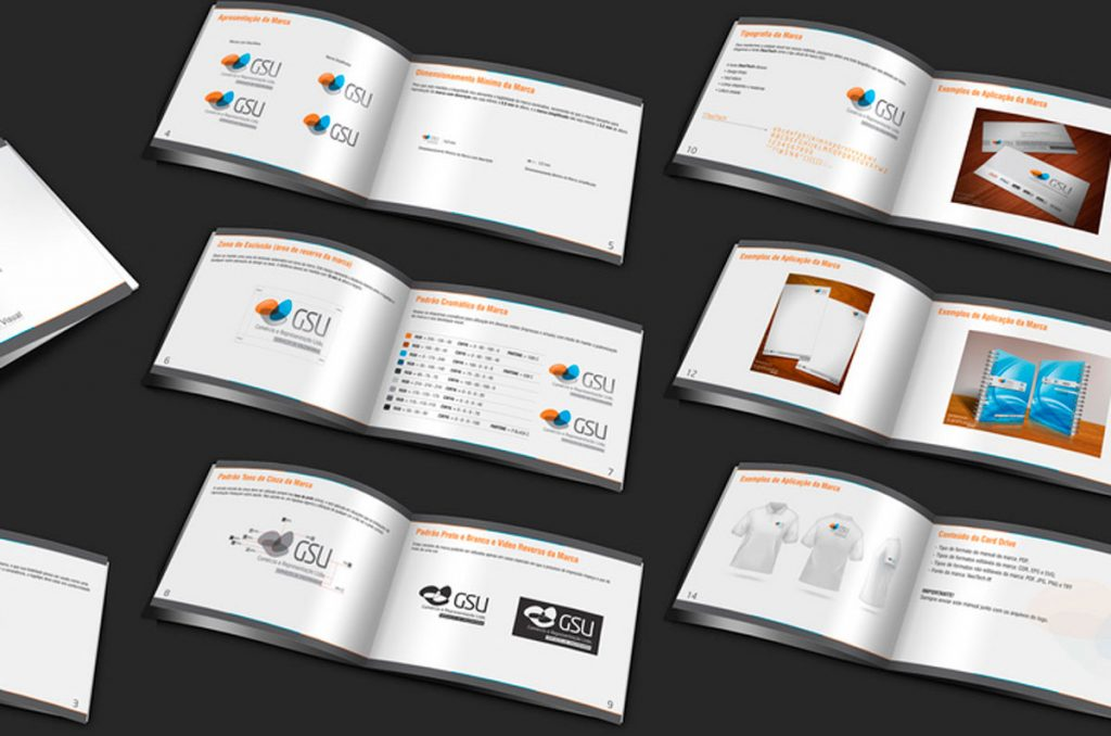 Manual de Marca. Diseño de Marca. Branding.