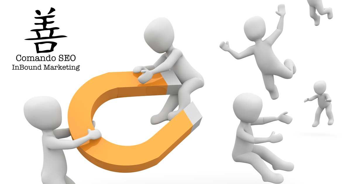 Comando SEO. Agencia de Inbound Marketing en Madrid. Atraer clientes potenciales a nuestro blog