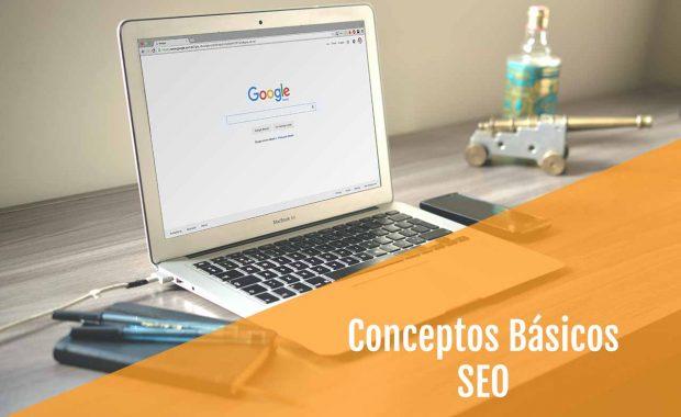 tutorial conceptos básicos de SEO